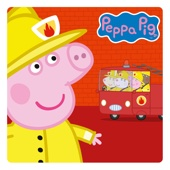 Peppa Pig, The Fire Engine - Peppa Pig Cover Art