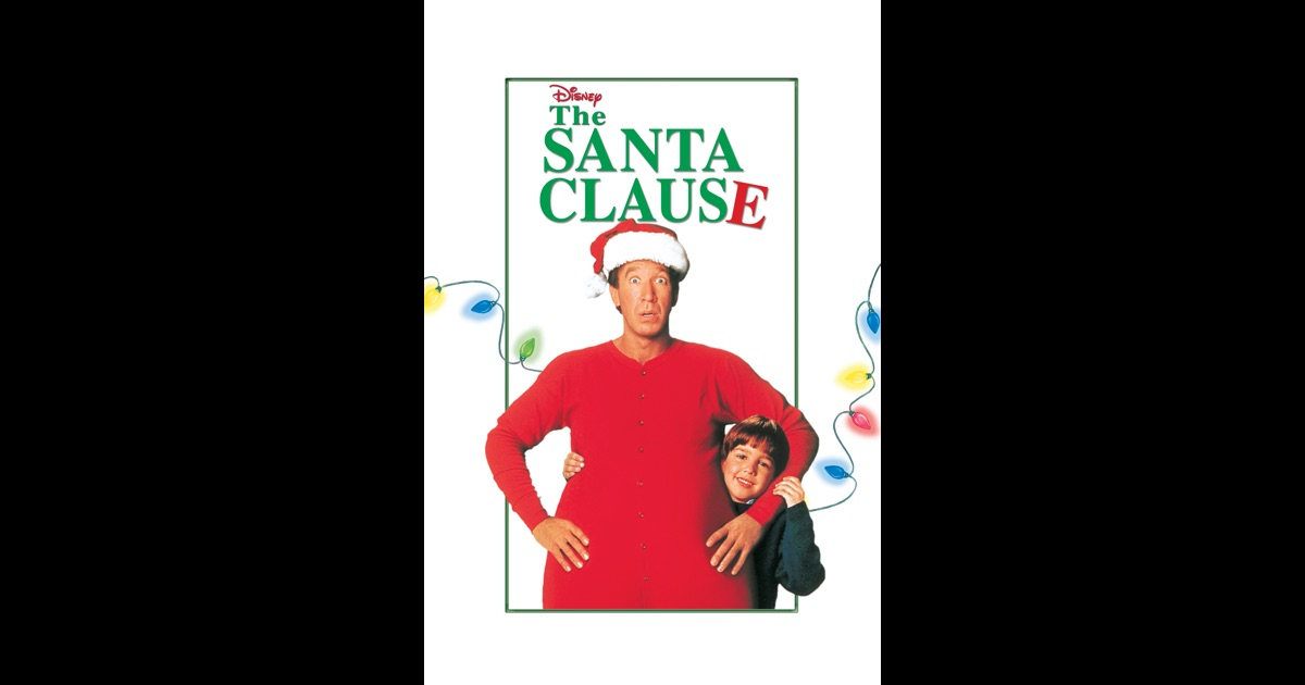 The Santa Clause On Itunes