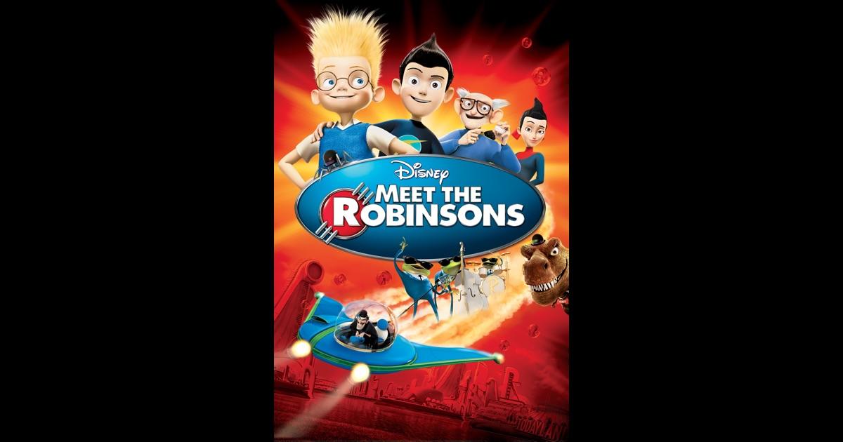 meet the robinsons soundtrack itunes account