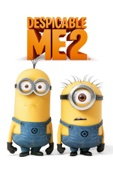 Chris Renaud & Pierre Coffin - Despicable Me 2  artwork