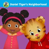 Daniel Tiger's Neighborhood, Vol. 4 - Daniel Tiger's Neighborhood Cover Art