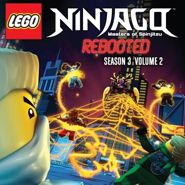 LEGO: Ninjago, Season 3, Vol. 2 on iTunes