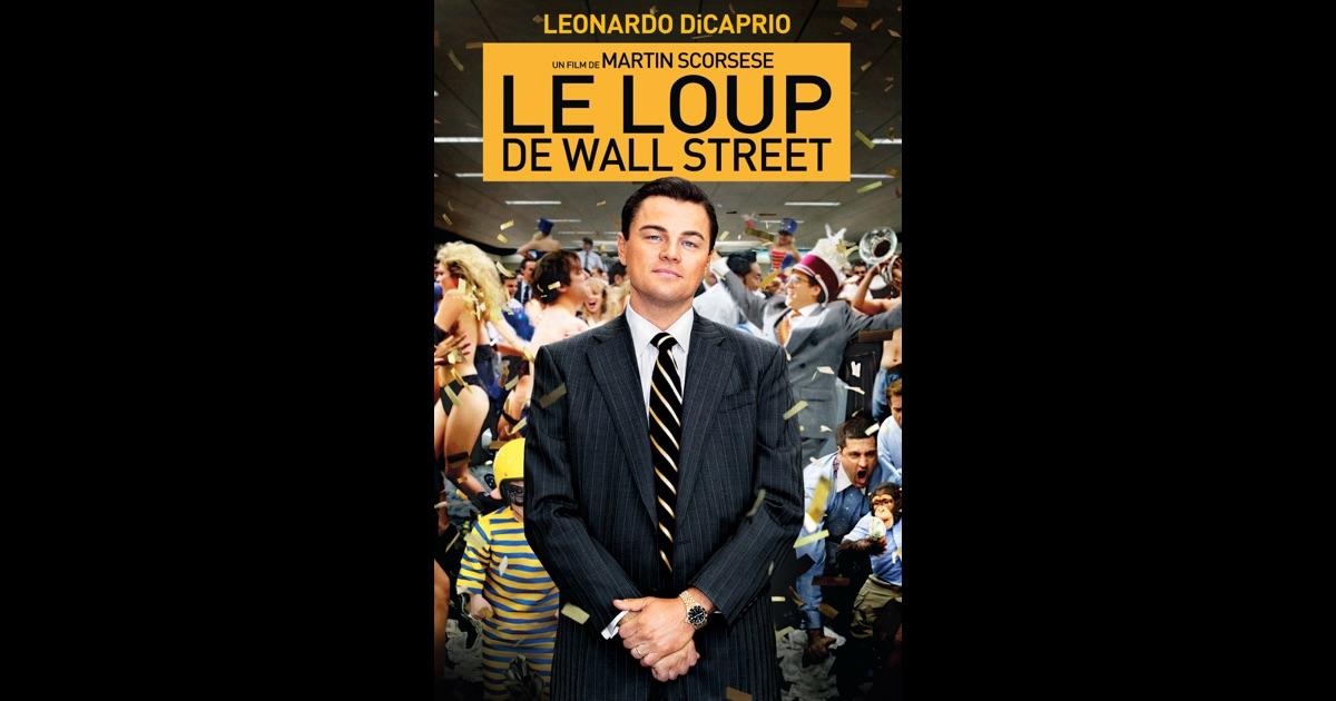 Le loup de wall street sur itunes - Le loup de wall street film ...