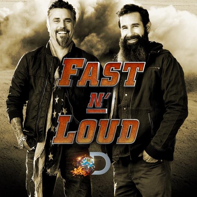 fast n 39 loud season 4 on itunes. Black Bedroom Furniture Sets. Home Design Ideas
