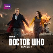 Doctor Who, Season 9 - Doctor Who Cover Art