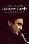 Johnny Cash - Man in Black: Johnny Cash - Live in Denmark - 1971  artwork