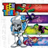 Teen Titans, Season 2 - Teen Titans Cover Art