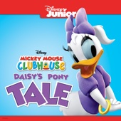 Mickey Mouse Clubhouse, Daisy's Pony Tale - Mickey Mouse Clubhouse Cover Art