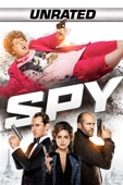 Paul Feig - Spy (Unrated)  artwork