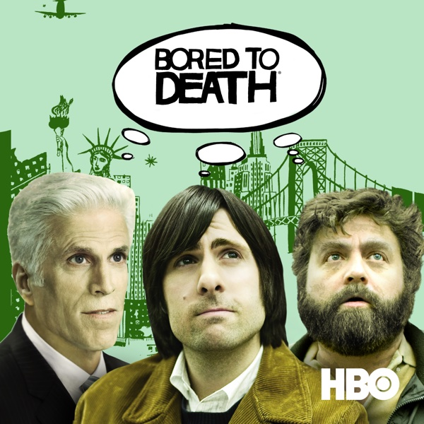 watch bored to death episodes