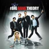 The Big Bang Theory, Season 4 - The Big Bang Theory Cover Art
