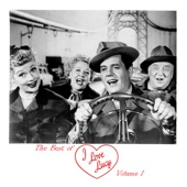 Best of I Love Lucy, Vol. 1 - I Love Lucy Cover Art