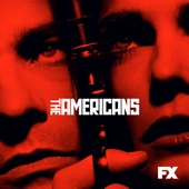 The Americans, Season 2 - The Americans Cover Art