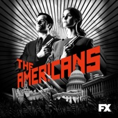 The Americans, Season 1 - The Americans Cover Art