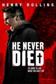 Jason Krawczyk - He Never Died  artwork