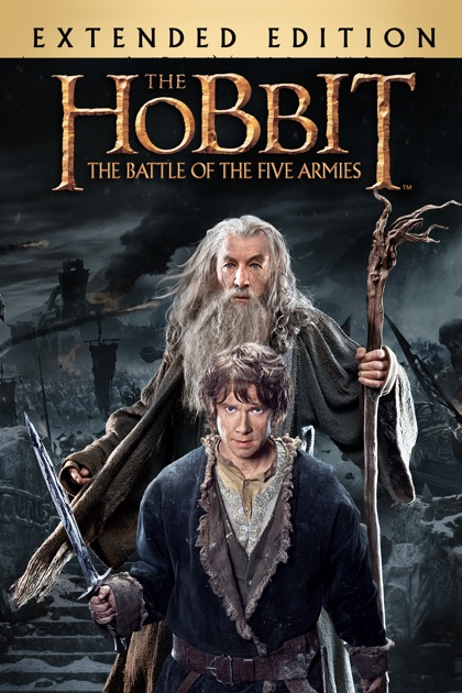 Hobbit 3 Extended Edition