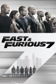 James Wan - Fast & Furious 7  artwork