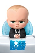 The Boss Baby - Tom McGrath Cover Art