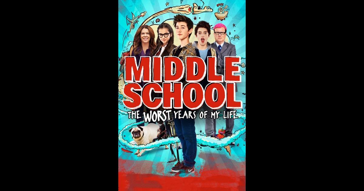 middle school the worst years of my life deutsch