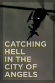 Andy Baybutt - Catching Hell In the City of Angels  artwork