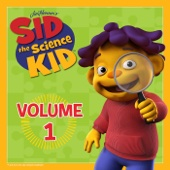 Sid the Science Kid, Vol. 1 - Sid the Science Kid Cover Art