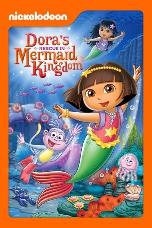 Dora's Rescue in Mermaid Kingdom (Dora the Explorer)
