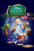 Clyde Geronimi, Wilfred Jackson & Hamilton Luske - Alice In Wonderland (1951)  artwork