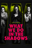 What We Do In the Shadows cover