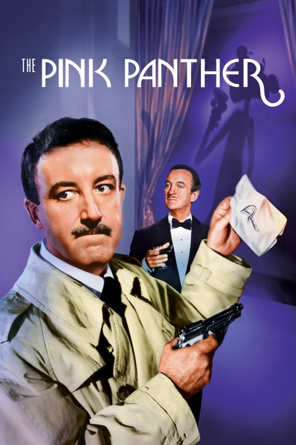 The pink panther 1 movie