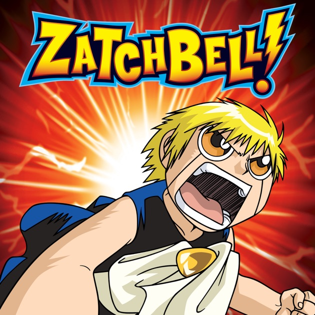Zatch Bell 82: DisNick Downloads