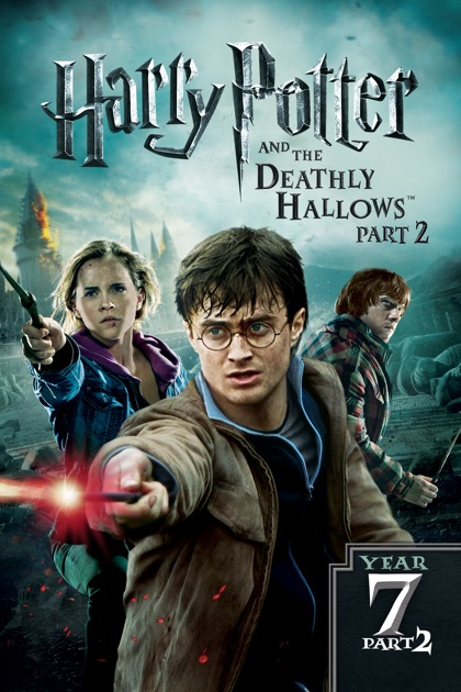harry potter and the deathly hallows part 2 on itunes. Black Bedroom Furniture Sets. Home Design Ideas