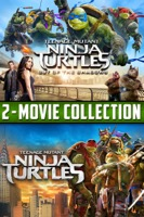 Teenage Mutant Ninja Turtles Double Feature (iTunes)