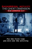 Gregory Plotkin - Paranormal Activity: The Ghost Dimension (New Extended Cut)  artwork