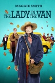 Nicholas Hytner - The Lady In the Van  artwork