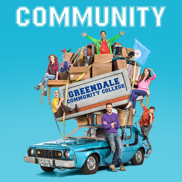 Watch community episodes season 6 tv guide for Community tv show pool episode