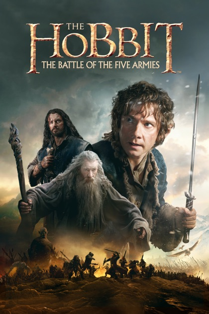 The Hobbit The Battle of the Five Armies  Official Teaser Trailer HD