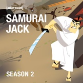 Samurai Jack, Season 2 - Samurai Jack Cover Art
