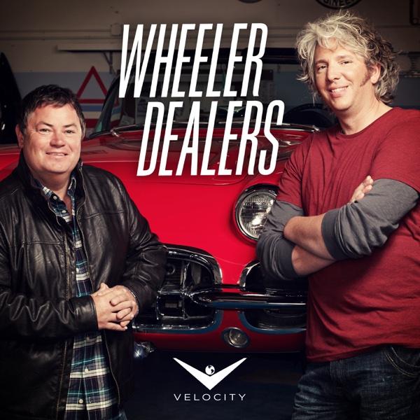 wheeler dealers series 12