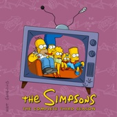 The Simpsons, Season 3 - The Simpsons Cover Art